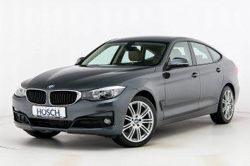 BMW 320d Gran Turismo  LP: 53.649,- € bei Autohaus Hösch GmbH in