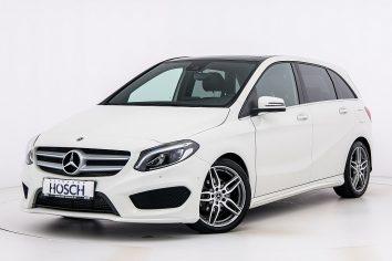 Mercedes-Benz B 200d Sports Tourer AMG-Line Aut. LP: 48.725,-€ bei Autohaus Hösch GmbH in