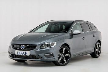 Volvo V60 D4 Momentum R-Design Aut. LP: 60.855.-€ bei Autohaus Hösch GmbH in