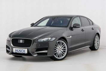 Jaguar XF 30d R-Sport Aut. LP: 90.297.- € bei Autohaus Hösch GmbH in