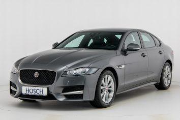 Jaguar XF 30d R-Sport Aut. LP: 79.515.-€ bei Autohaus Hösch GmbH in