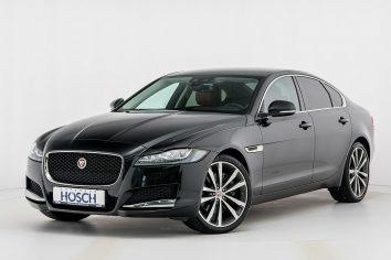 Jaguar XF Portfolio Aut.  LP: 99.664.-€ bei Autohaus Hösch GmbH in