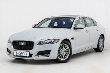 """Jaguar XF Prestige Aut.  LP: 70.591.-€ """"VOLLAUSSTATTUNG"""" bei Autohaus Hösch GmbH in"""