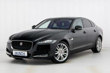 Jaguar XF 30d Prestige Aut. LP: 89.587.- € bei Autohaus Hösch GmbH in