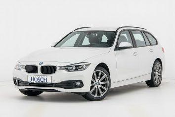 BMW 320d Kombi Advantage Aut. LP:54.952.- € bei Autohaus Hösch GmbH in