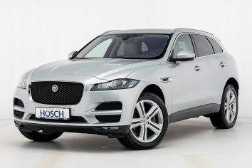 Jaguar F-Pace 30d Prestige AWD Aut. LP: 91.836.-€ bei Autohaus Hösch GmbH in
