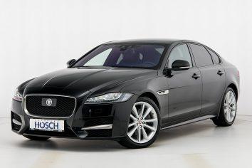 Jaguar XF 30d R-Sport Aut. LP: 95.335,- € bei Autohaus Hösch GmbH in