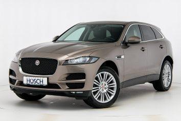 Jaguar F-Pace 20d Prestige AWD Aut. LP: 75.895.-€ bei Autohaus Hösch GmbH in