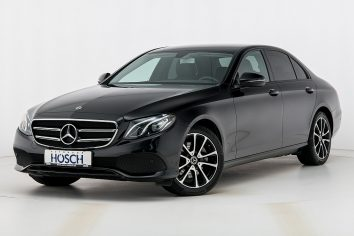 Mercedes-Benz E 220d Avantgarde Aut. LP: 62.627,-€ bei Autohaus Hösch GmbH in