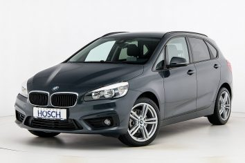 BMW 216d Active Tourer Advantage Aut. LP:41.921.-€ bei Autohaus Hösch GmbH in