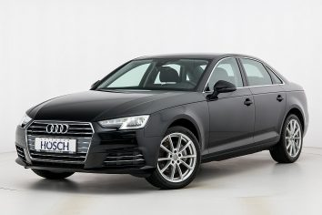 Audi A4 2,0 TDI Sport S-tronic LP:53.135,-€ bei Autohaus Hösch GmbH in