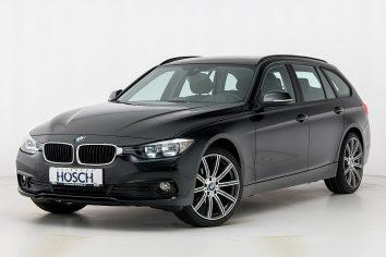 BMW 316d Touring Advantage Aut. LP.: 48.530,- € bei Autohaus Hösch GmbH in