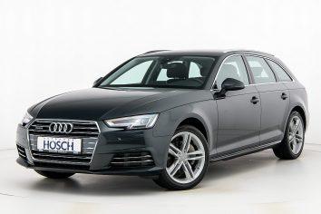 Audi A4 Avant 2,0 TDI quattro Sport S-tronic LP:62.773.-€ bei Autohaus Hösch GmbH in