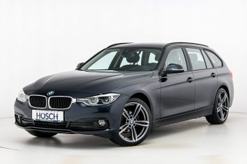 BMW 318d Touring Advantage LP.: 55.129,- € bei Autohaus Hösch GmbH in