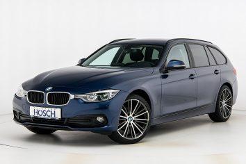 BMW 318d Touring Advantage Aut. LP.: 52.023,- € bei Autohaus Hösch GmbH in