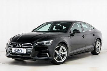 Audi A5 Sportback 2,0 TDI quattro Sport S-tronic LP: 60.881,- € bei Autohaus Hösch GmbH in