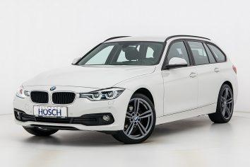 BMW 318d Touring Advantage LP.: 47.682,- € bei Autohaus Hösch GmbH in