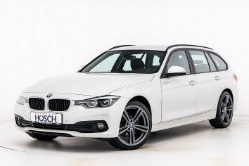 BMW 318d Touring Advantage LP.:49.494,- € bei Autohaus Hösch GmbH in