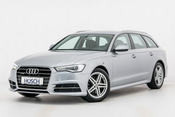Audi A6 Avant 2.0 TDI quattro S-Line S-tronic LP:73.898.- € bei Autohaus Hösch GmbH in