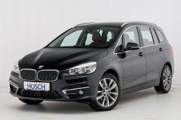 BMW 218d Gran Tourer Luxury Line Aut. LP: 49.093,- € bei Autohaus Hösch GmbH in