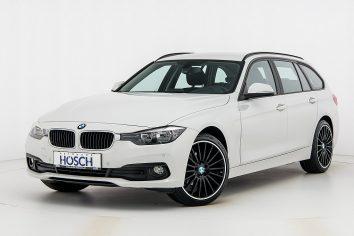 BMW 316d Touring Advantage LP.: 44.111,- € bei Autohaus Hösch GmbH in