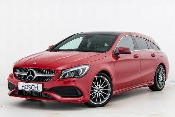 Mercedes-Benz CLA 200d Shooting Brake AMG-Line Aut. LP: 54.231,-€ bei Autohaus Hösch GmbH in
