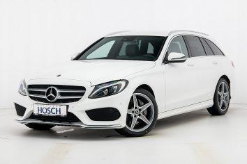 Mercedes-Benz C 220d Kombi Aut. AMG-Line  LP: 60.462.- € bei Autohaus Hösch GmbH in