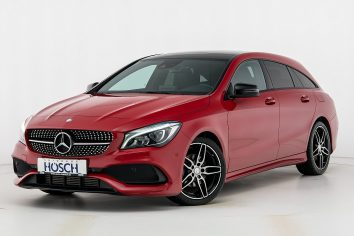 Mercedes-Benz CLA 200d 4MATIC Shooting Brake AMG-Line Aut. LP: 57.707,-€ bei Autohaus Hösch GmbH in