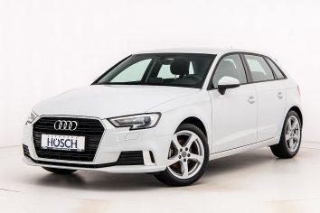 Audi A3 Sportback 2.0 TDI Sport LP:37.372.-€ bei Autohaus Hösch GmbH in