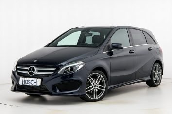 Mercedes-Benz B 200d Sports Tourer AMG-Line Aut. LP:47.900,-€ bei Autohaus Hösch GmbH in