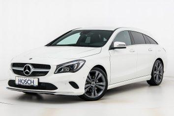Mercedes-Benz CLA 180d Shooting Brake LP: 41.974,-€ bei Autohaus Hösch GmbH in