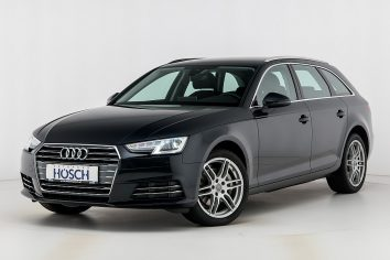 Audi A4 Avant 2,0 TDI Sport S-tronic LP: 55.281,-€ bei Autohaus Hösch GmbH in