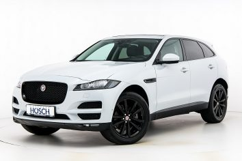 Jaguar F-Pace 30d Portfolio AWD Aut. LP: 98.006.-€ bei Autohaus Hösch GmbH in