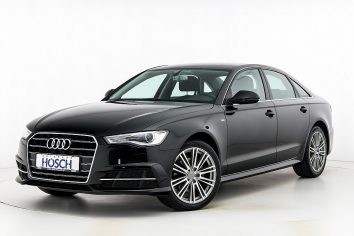 Audi A6 2.0 TDI S-Line S-tronic  LP: 58.745.- € bei Autohaus Hösch GmbH in