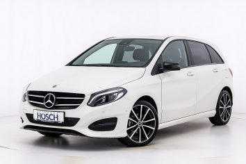 Mercedes-Benz B 180d Sports Tourer Aut. LP: 42.566,-€ bei Autohaus Hösch GmbH in