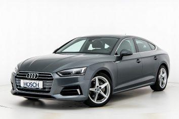 Audi A5 Sportback 2,0 TDI Sport S-tronic LP:58.172,- € bei Autohaus Hösch GmbH in