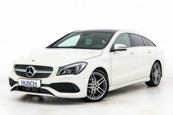 Mercedes-Benz CLA 200d Shooting Brake AMG-Line Aut. LP: 51.750,-€ bei Autohaus Hösch GmbH in