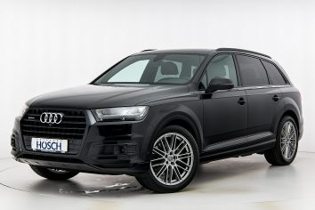Audi Q7 3.0 TDI quattro Tiptronic LP: 102.260.- € bei Autohaus Hösch GmbH in