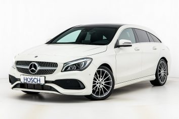 Mercedes-Benz CLA 200d Shooting Brake AMG-Line Aut. LP: 51.928,-€ bei Autohaus Hösch GmbH in