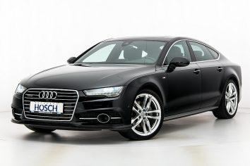 Audi A7 Sportback 3.0 TDI quattro S-Line S-tronic LP: 110.339.- € bei Autohaus Hösch GmbH in