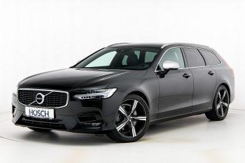 Volvo V90 D5 AWD R-Design Aut.  LP:81.633.-€ bei Autohaus Hösch GmbH in