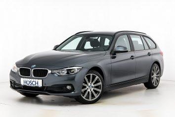 BMW 318d Touring Advantage Aut. LP.: 51.053,- € bei Autohaus Hösch GmbH in