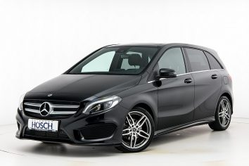 Mercedes-Benz B 200d Sports Tourer AMG-Line Aut. LP:48.954,-€ bei Autohaus Hösch GmbH in