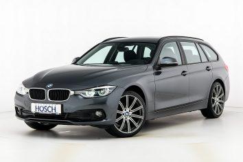 BMW 318d Touring Advantage Aut. LP.: 52.086,- € bei Autohaus Hösch GmbH in