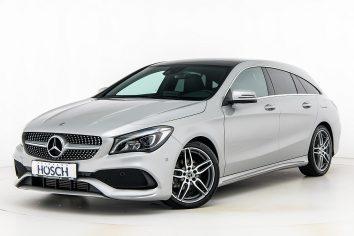 Mercedes-Benz CLA 180d Shooting Brake AMG-Line LP: 47.014,-€ bei Autohaus Hösch GmbH in