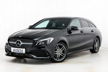 Mercedes-Benz CLA 180d Shooting Brake AMG-Line LP: 47.728,-€ bei Autohaus Hösch GmbH in