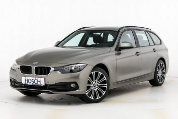 BMW 316d Touring Advantage LP.: 44.752,-€ bei Autohaus Hösch GmbH in