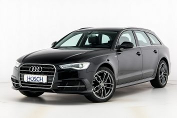 Audi A6 Avant 2.0 TDI S-Line S-tronic LP: 64.312.-€ bei Autohaus Hösch GmbH in