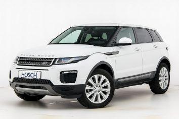 Land Rover Range Rover Evoque SE 4WD Aut. LP: 62.209.-€ bei Autohaus Hösch GmbH in