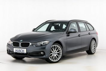 BMW 316d Touring Advantage  LP:46.327.- € bei Autohaus Hösch GmbH in